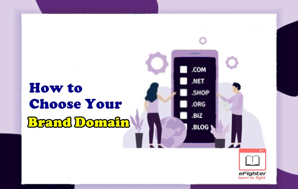 How to choose your Brandable Domain